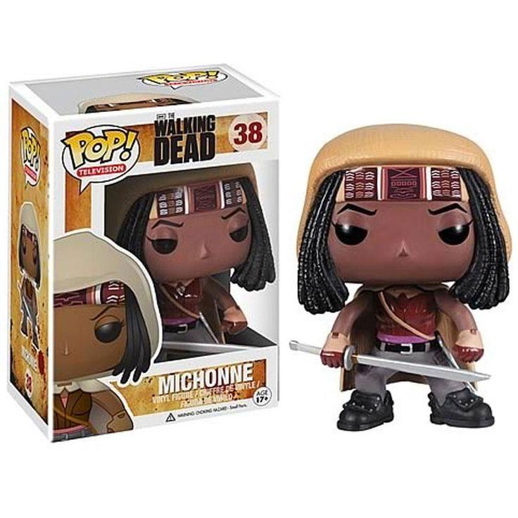 Funko The Walking Dead Michonne Pop! Vinyl Figure at Hobby Warehouse