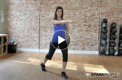 VIDEO: 10-Minute Cardio Kickboxing Workout: 10 Minute Cardio, Kickboxing Workout, Fitness Exercises, Exercise Workout, Sparkpeople Fitness, Workout Videos, Cardio Kickboxing