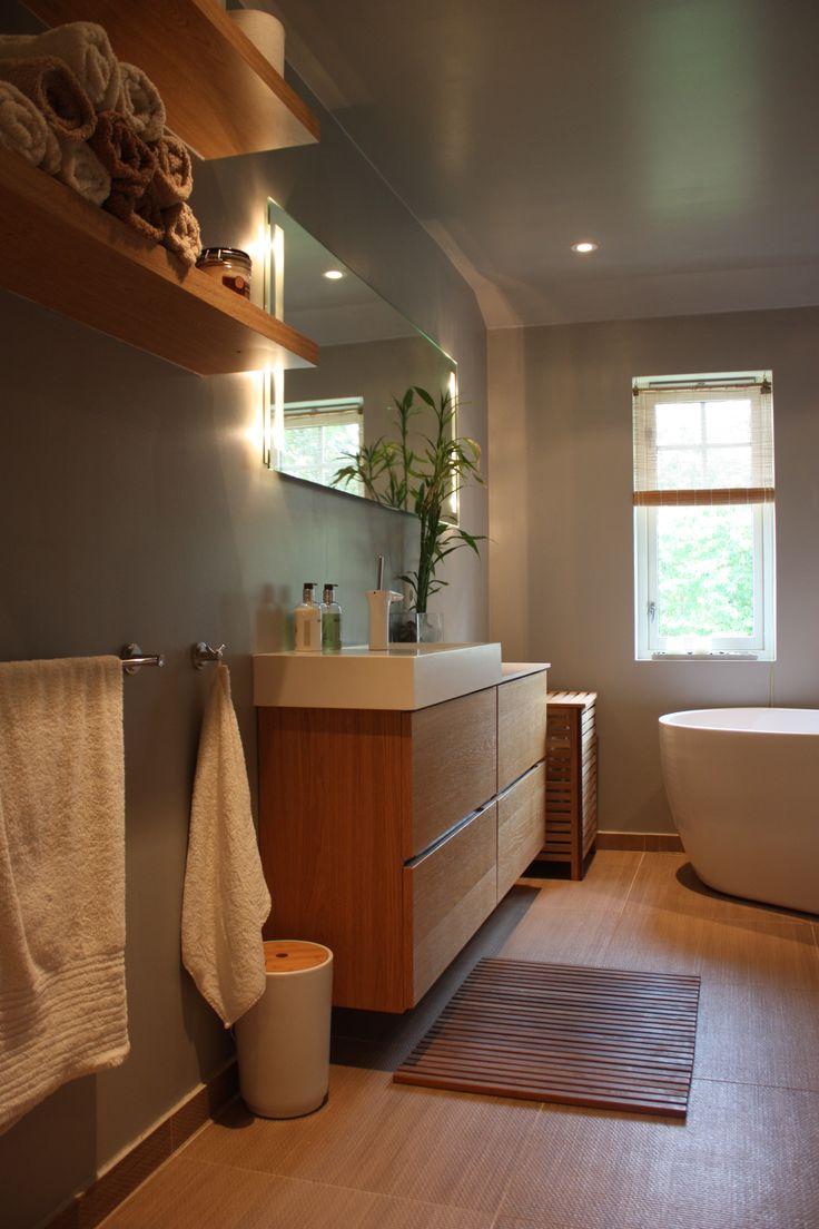 14 best bamboo inspired bathroom images on pinterest