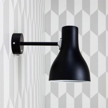 lámpara type 75 anglepoise pared