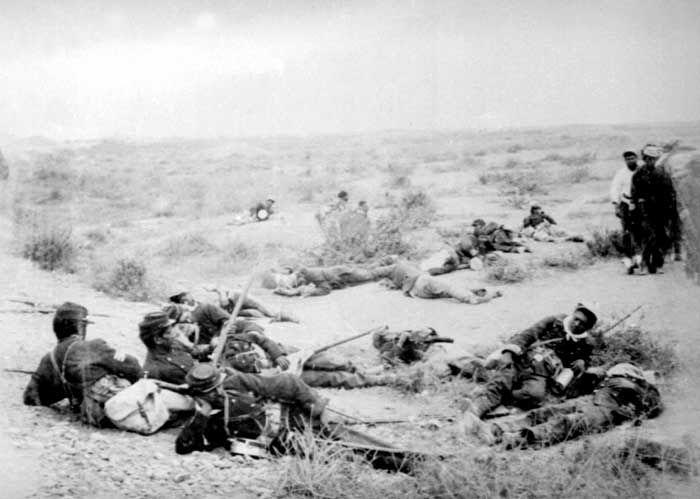 Luego de la batalla en Chorrillos