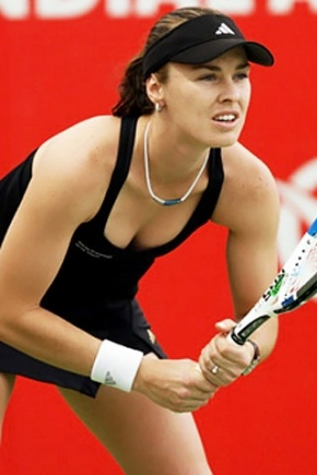 Martina Hingis - i loved seeing her play