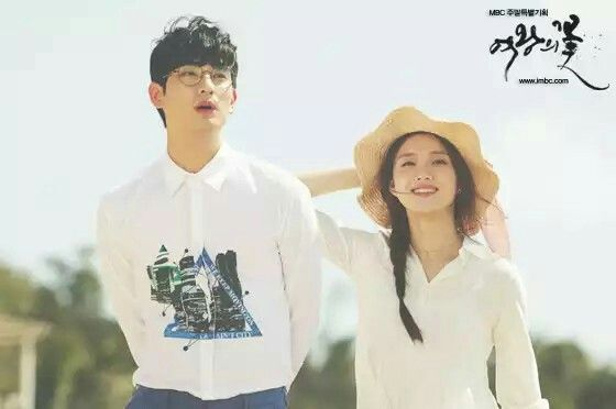 Queen's Flower  is a 2015 South Korean television series starring Kim Sung-ryung, Lee Sung-kyung, Lee Jong-hyuk and Yoon Park.  My model crush turned actress  with one of my crush bae 9⃣