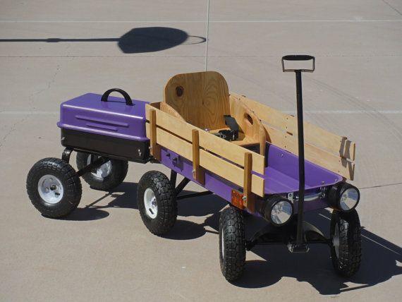 Customized Kids Wagons On Etsy 375 00 Wagons