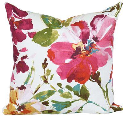 paint palette floral