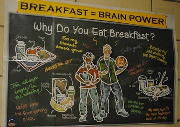 During National School Breakfast Week , which runs from March 4 to 8, teachers, parents, students and staff are coming together to celebrate the most important meal of the day.