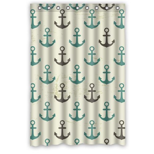 Top 25 ideas about Anchor Shower Curtains on Pinterest | Anchor ...