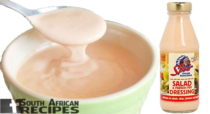 South African Recipes | Spur Pink Sauce