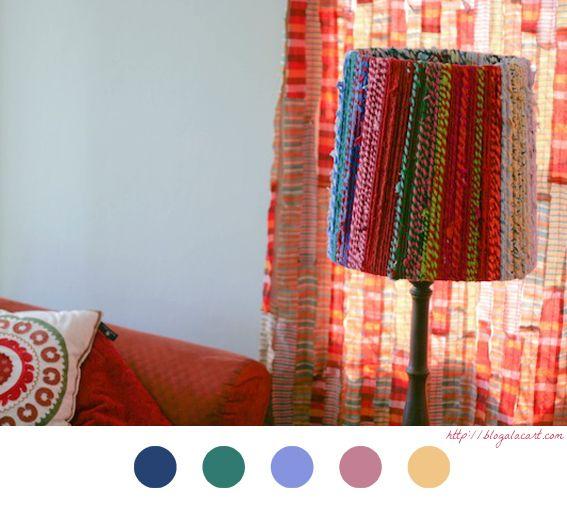 un abat jour en corde abat jour corde abriquer un. Black Bedroom Furniture Sets. Home Design Ideas