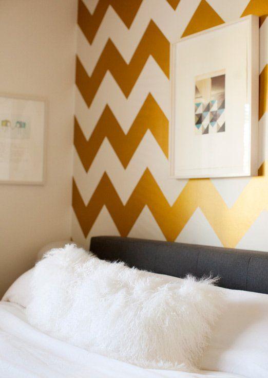 Paint Color Portfolio: Gold Bedrooms
