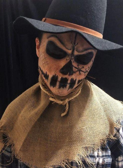 Halloween Kostüm Einfach
