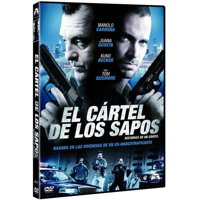 El Cártel De Los Sapos Historias De Un Cártel Dvd Películas Completas Cartel Dvd