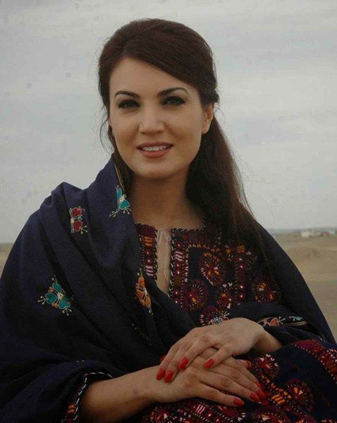 Reham Khan Biography And Profile