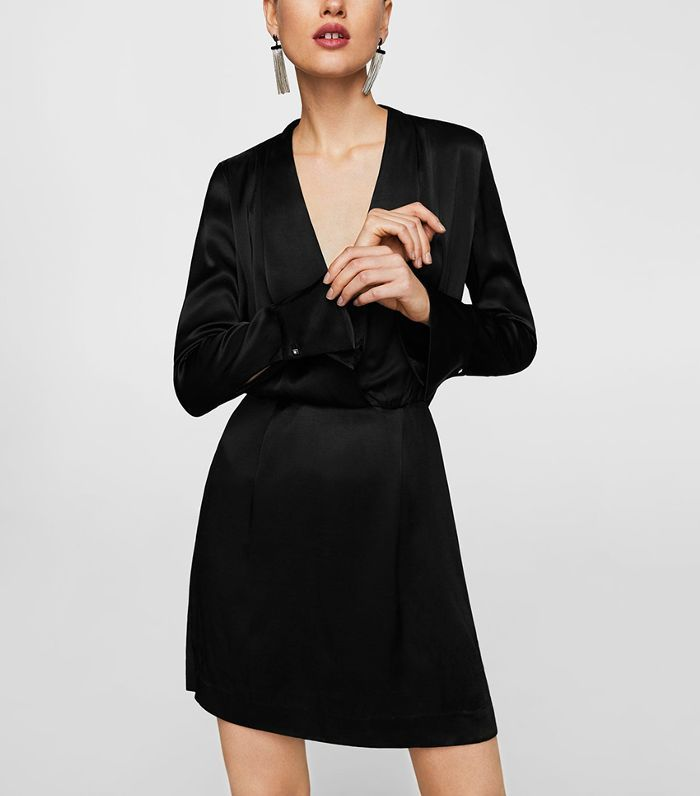 How+a+Minimalist+Dresses+for+a+Night+Out+via+@WhoWhatWearUK