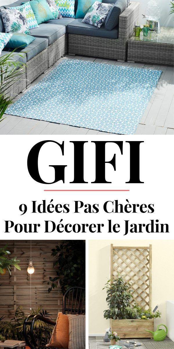 9 Idees Pour Preparer Le Jardin Pour Les Beaux Jours Gifi Jardin Salon De Jardin Gifi Et Decoration Jardin
