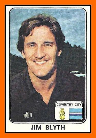 Old School Panini: UK Football Team - Coventry City 1979