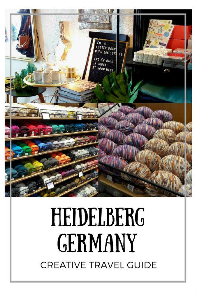 Heidelberg, Germany: creative travel guide | Happy in Red