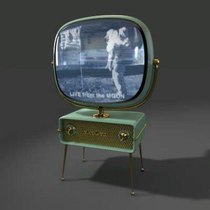 Round screen vintage televisions especial. congratulate