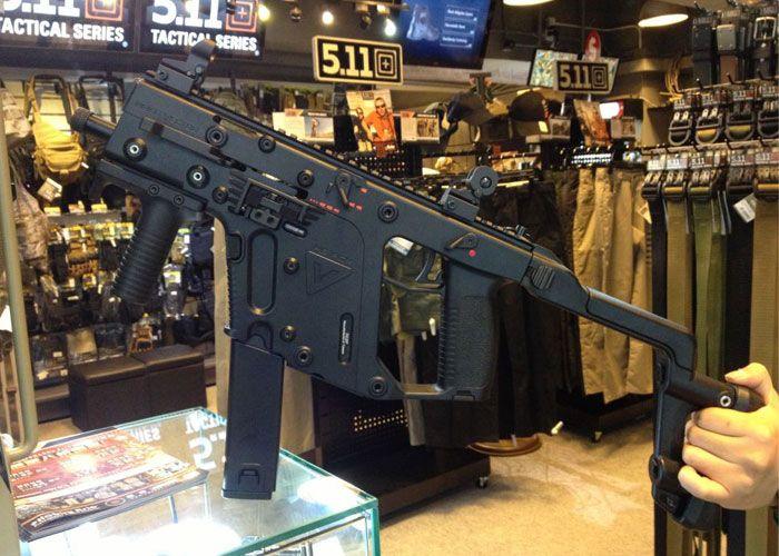 KWA KRISS Vector GBB Airsoft gun