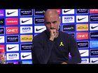 awesome Pep Guardiola Pre Match Press Conference - Man City v Southampton - Premier League