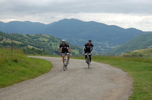 Col de Portech in the Ariege Pyrenees - a wild and out of the way little climb…