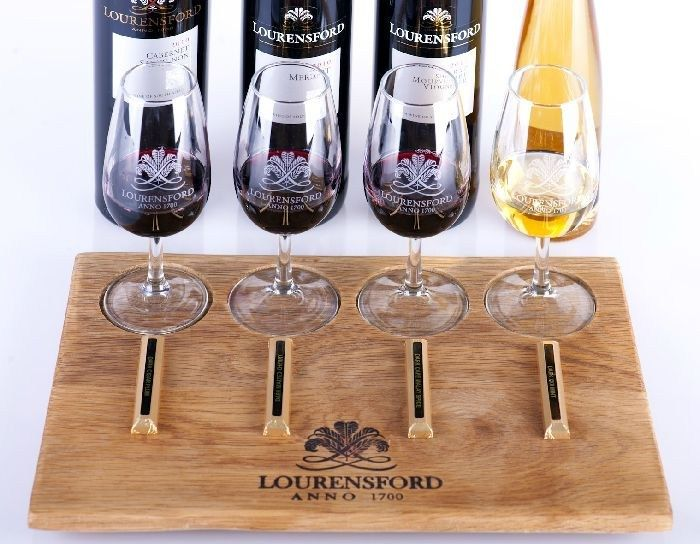 Chocolate and Wine Pairing at Lourensford Estate | Somerset West | 5 minutes from Cape Vermeer