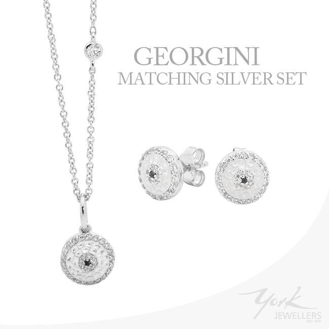 Fashionable stirling silver jewellery, perfect for everyday wear. www.yorkjewellers.com.au