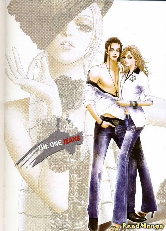 manga Первый номер (The One: THE ONE). Lee Nicky