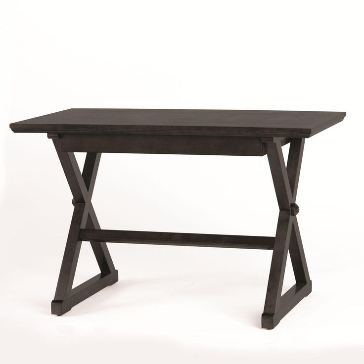 Home Decorators Collection Brexley Black Writing Desk Wd 878 At The Home Depot 169 Staging