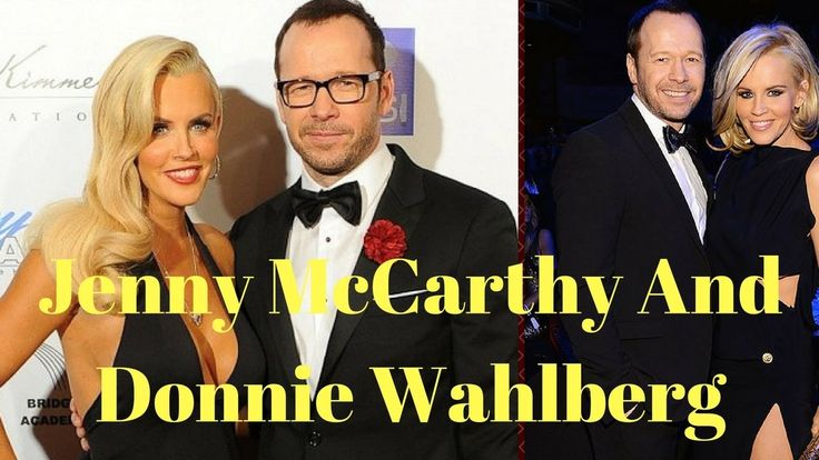 Jenny McCarthy And Donnie Wahlberg's Relationship : 7 Things You Didn't ...