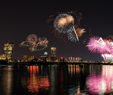 """I didn't know when I bought my condo that it included a view of the Boston Fireworks Spectacular."" #July4th"