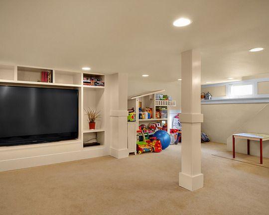 Basement Remodeler 61 best basement remodel images on pinterest | basement