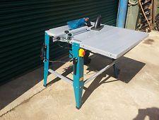 Makita table/bench saw 110v