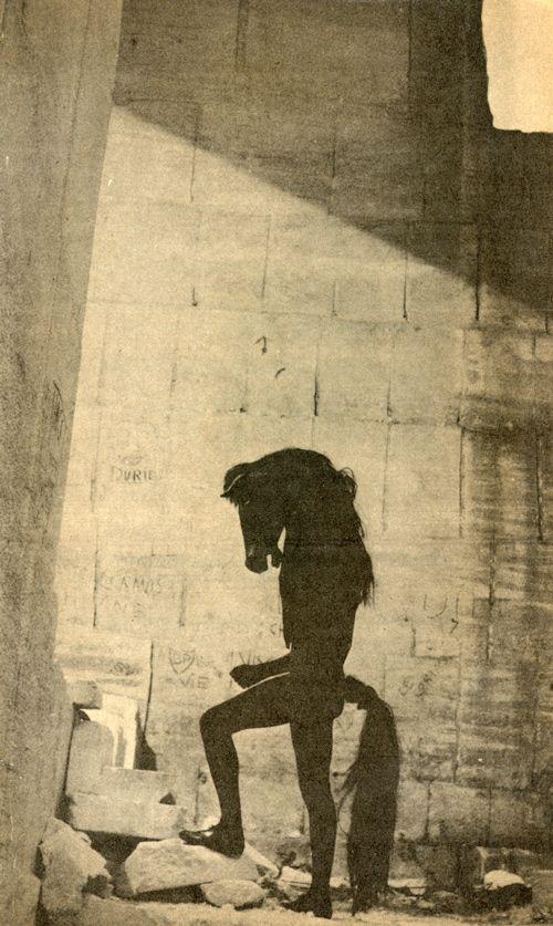 Le testament d'Orphée, Jean Cocteau, 1960