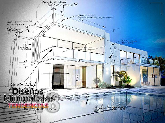 Descubre Las Mejores Fachadas Minimalistas Y Comienza A Cambiar El Aspecto De Tu Casa Solo Best Home Design Software Home Design Software Cool House Designs
