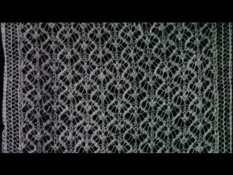 Shetland Fine Lace - YouTube