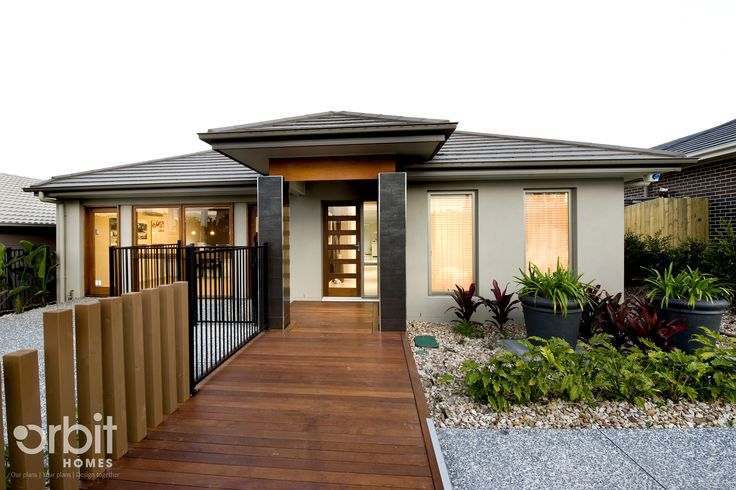The Villa facade fits in perfectly at this Queensland location