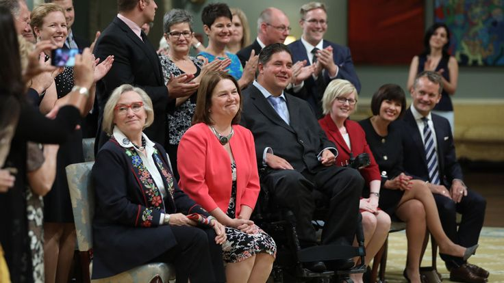 New Indigenous Affairs Departments