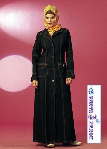 coat abaya
