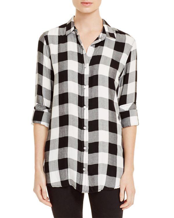 Bella dahl halle plaid shirt products pinterest for Bella dahl plaid shirt