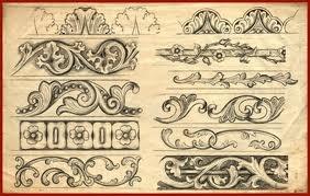 woodburning,patterns