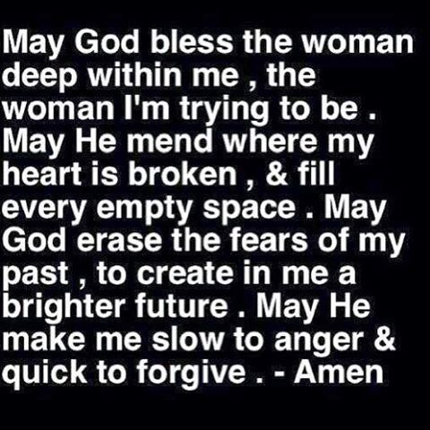 Such a great prayer for women today and always. Love this! For more info on prayer and Christian feminism check out The Thistlette online. Pin this one for later!
