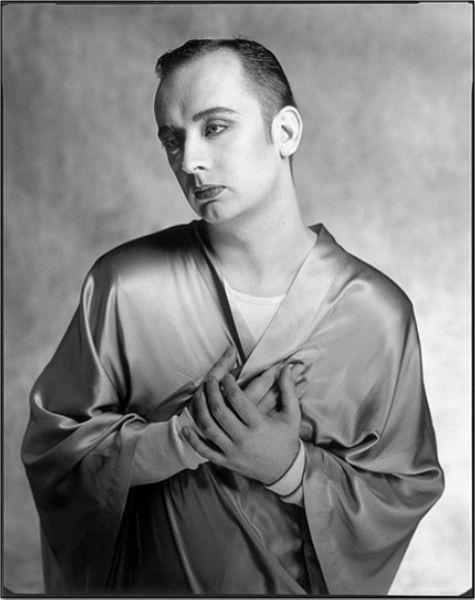 36 Бой Джордж (Boy George), 1993.