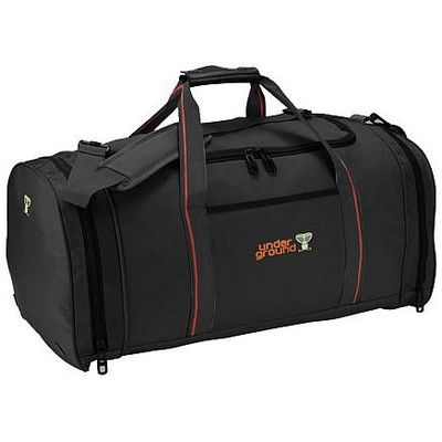 Underground Promo Sports Bag Min 25 - Bags - Sports Bags & Duffels - EL-B4261A - Best Value Promotional items including Promotional Merchandise, Printed T shirts, Promotional Mugs, Promotional Clothing and Corporate Gifts from PROMOSXCHAGE - Melbourne, Sydney, Brisbane - Call 1800 PROMOS (776 667)