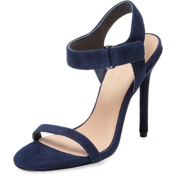 Best 25  Navy heeled sandals ideas on Pinterest | Navy heels, Navy ...