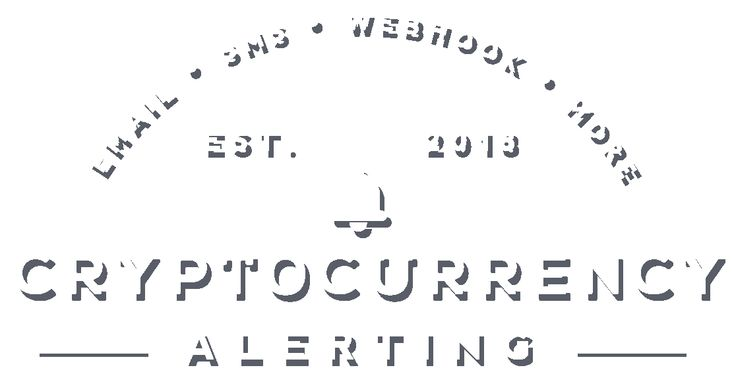 Cryptocurrency Alerting A Bitcoin & Crypto Alerting App