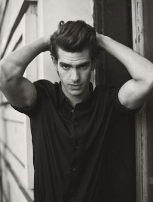Andrew Garfield hotness.  And this is why the amazing spiderman was fantastic.