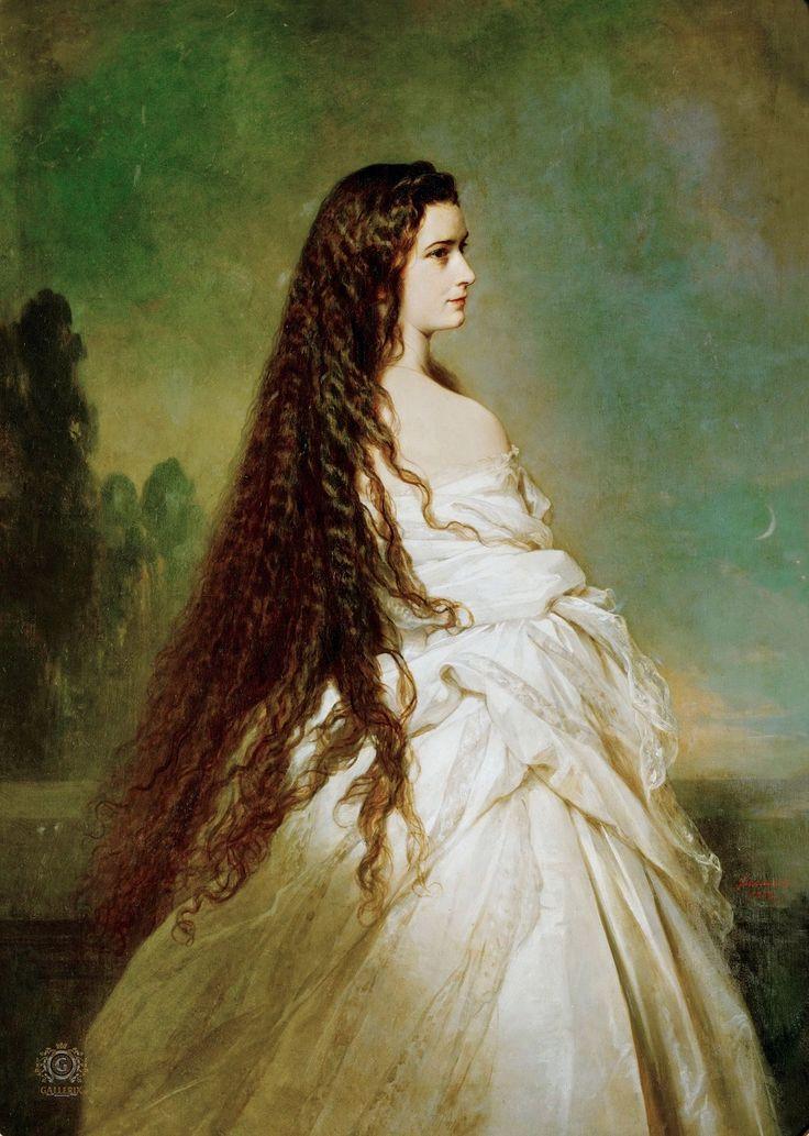 Немецкий художник Франц Ксавьер Винтерхальтер(1805-1873)