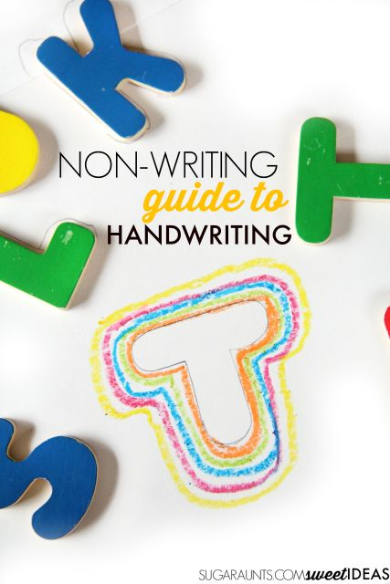 Try this line awareness and spatial awareness handwriting activity using puzzle…