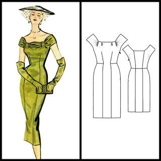 Ellen's Sewing Passion: 50's Dress
